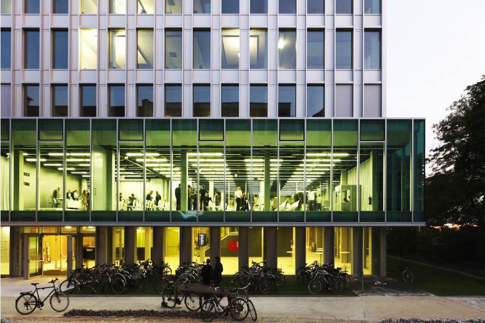 Casa central de la Fundación Heinrich Böll en Berlín, Alemania